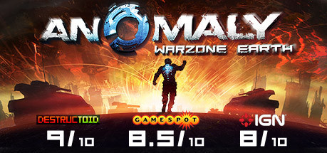 Anomaly Warzone Earth обзор игры Игру получил бесплатно и сначала не придал